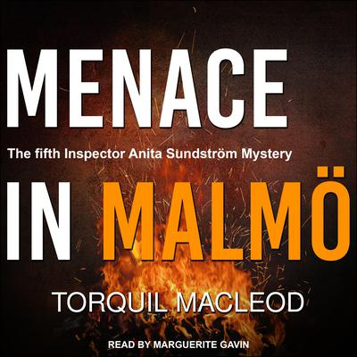 Menace in Malmö Audiobook, by