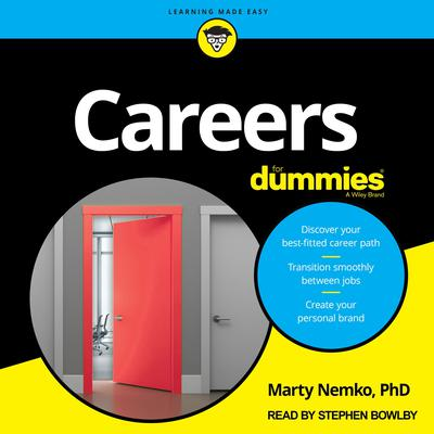 Careers For Dummies Audiobook, by