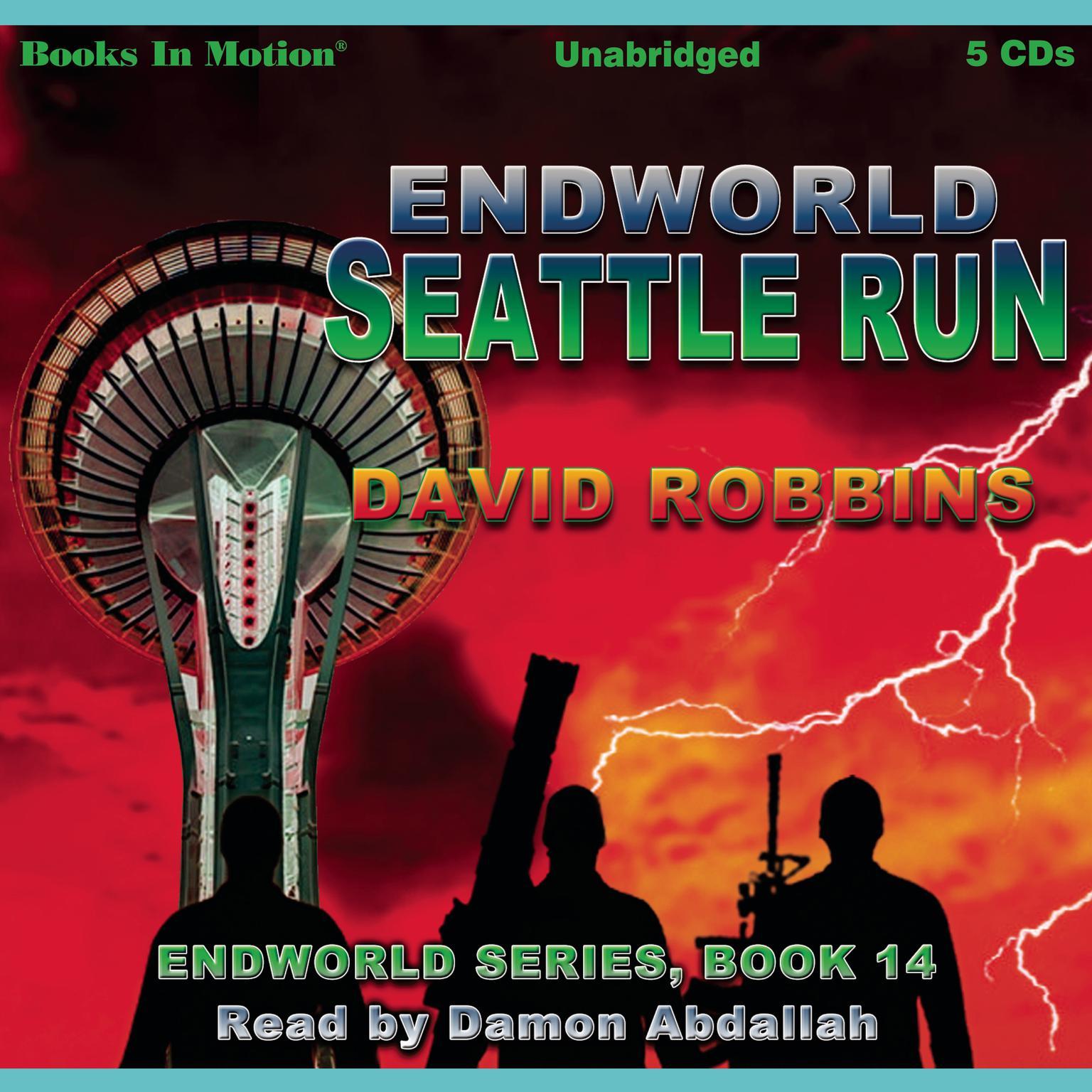 Printable Seattle Run Audiobook Cover Art