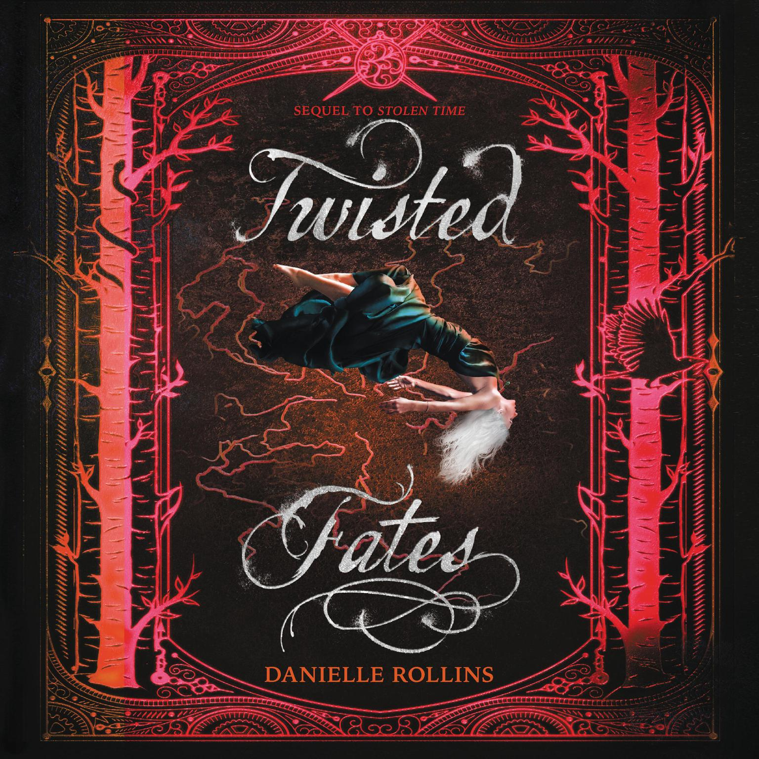Printable Twisted Fates Audiobook Cover Art
