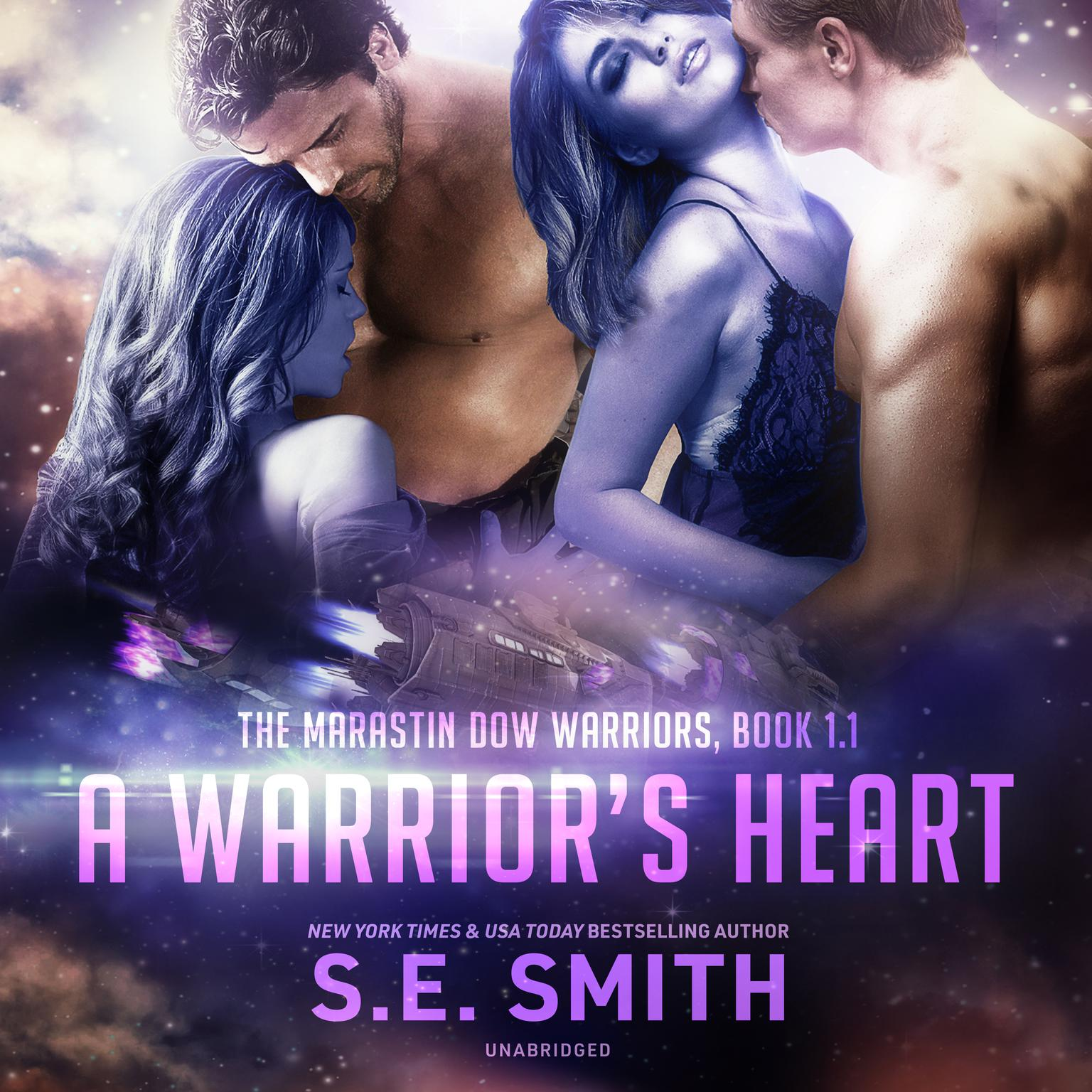 Printable A Warrior's Heart Audiobook Cover Art