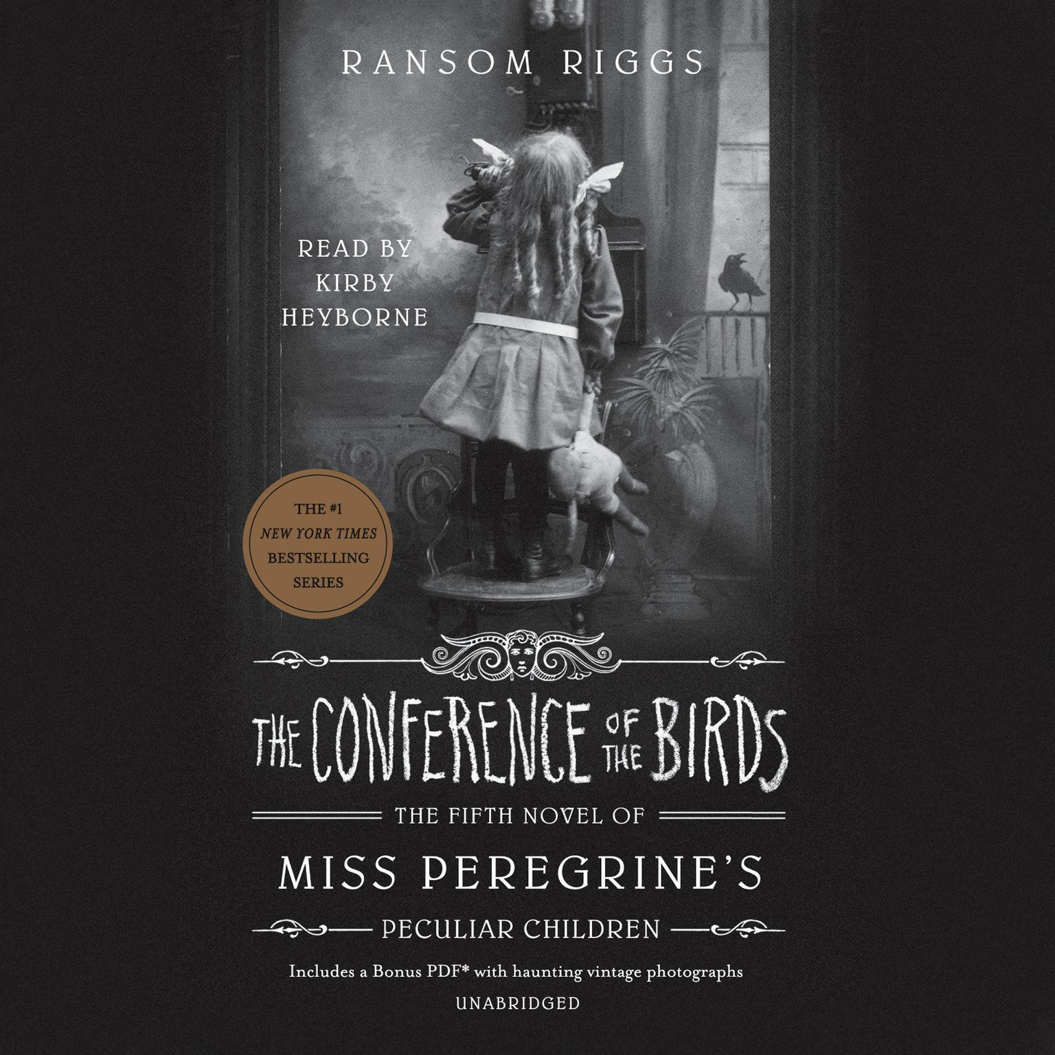 Printable The Conference of the Birds Audiobook Cover Art