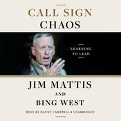 Call Sign Chaos: Learning to Lead Audiobook, by Jim Mattis