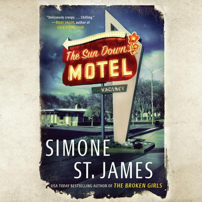 The Sun Down Motel Audiobook, by Simone St. James