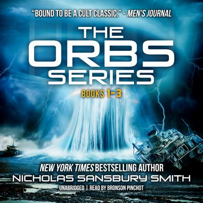 The Orbs Series Box Set: Books 1–3 Audiobook, by