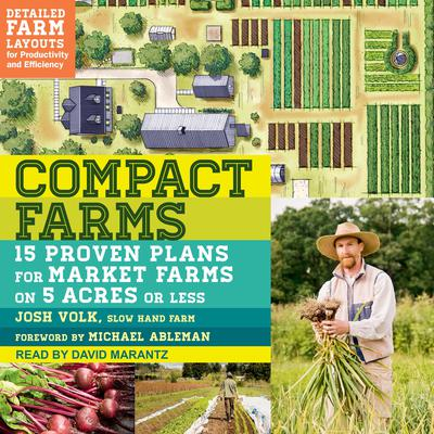 Compact Farms: 15 Proven Plans for Market Farms on 5 Acres or Less Audiobook, by Josh Volk