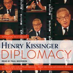 Diplomacy Audiobook, by Henry Kissinger