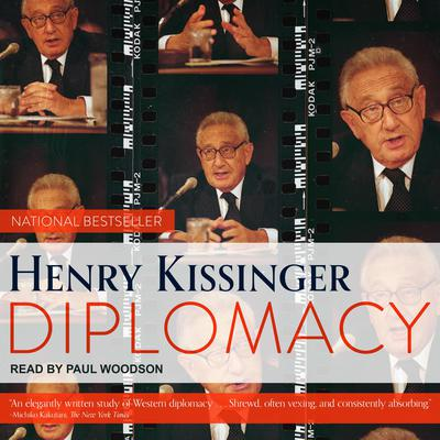 Diplomacy Audiobook, by Henry Kissinger