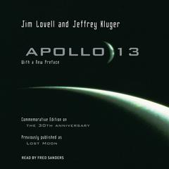 Apollo 13 Audiobook, by Jeffrey Kluger, Jim Lovell