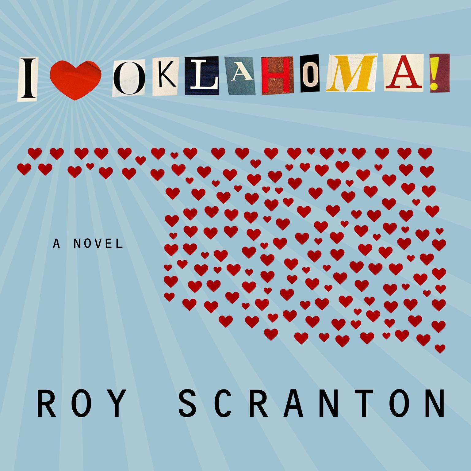 Printable I Heart Oklahoma! Audiobook Cover Art