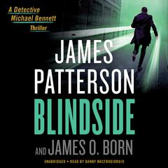 Blindside Audiobook, by James O. Born, James Patterson