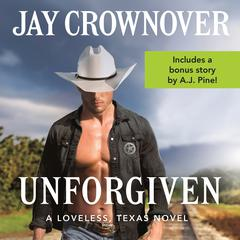 Unforgiven Audiobook, by Jay Crownover
