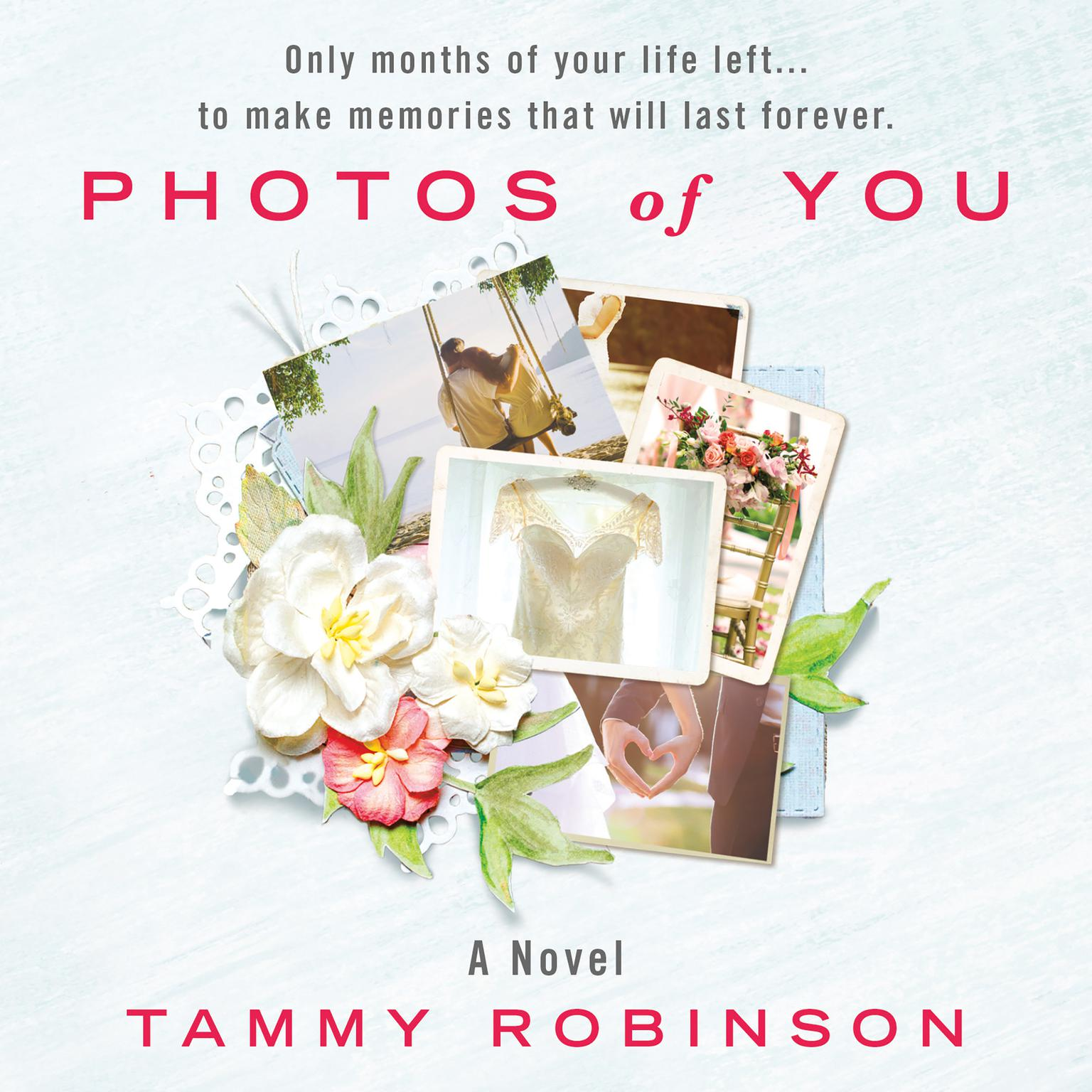 Printable Photos of You Audiobook Cover Art