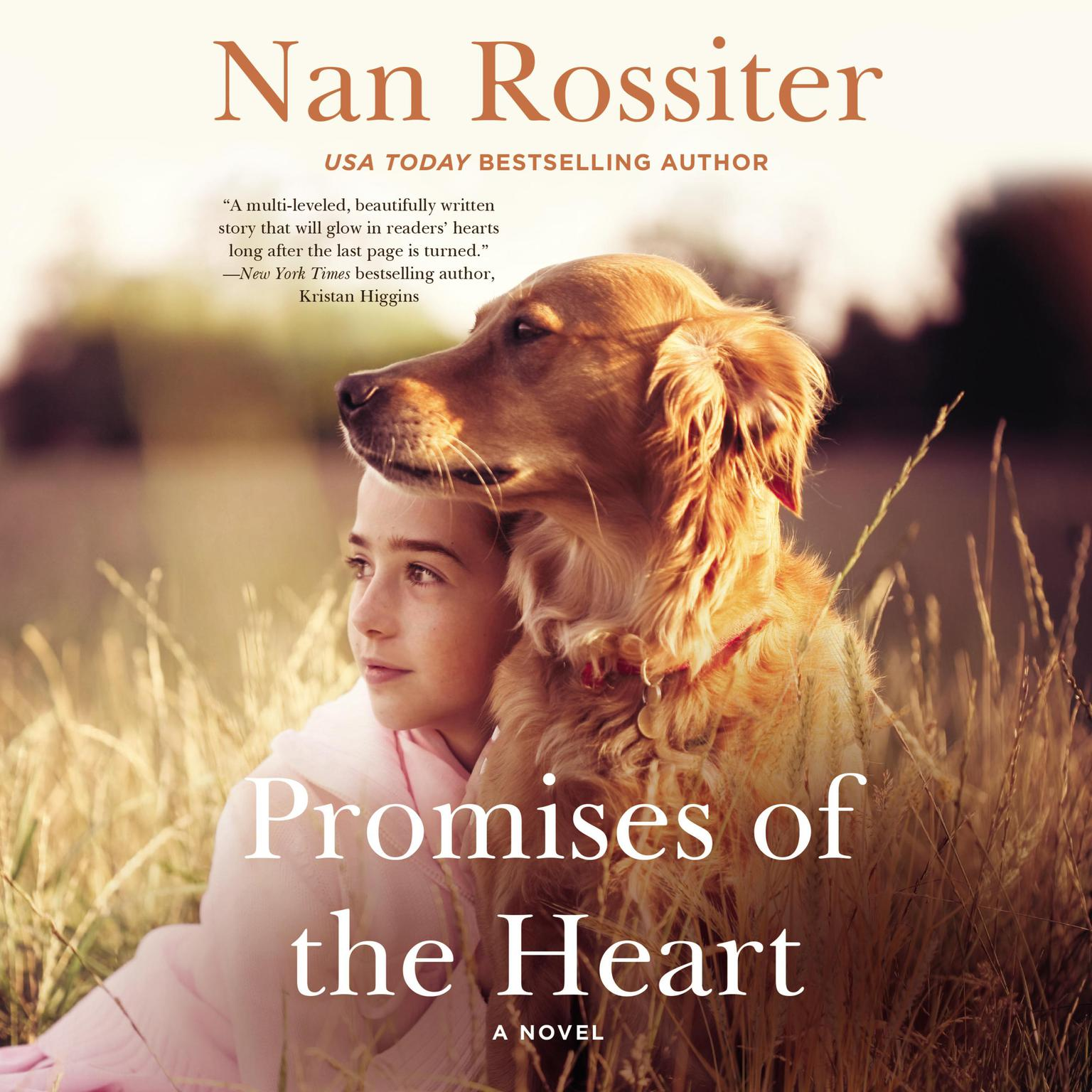 Printable Promises of the Heart: A Novel Audiobook Cover Art