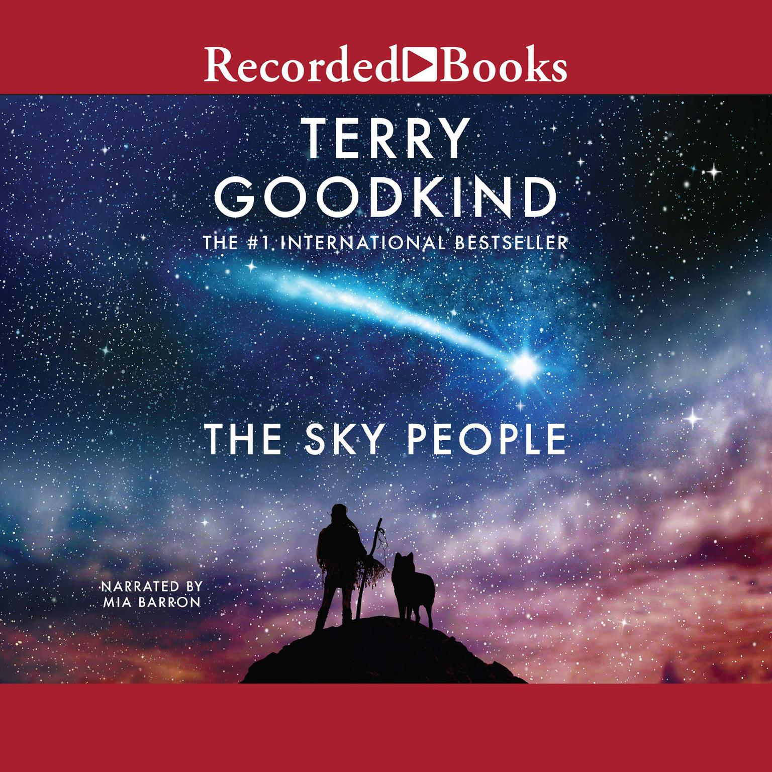 Printable The Sky People Audiobook Cover Art