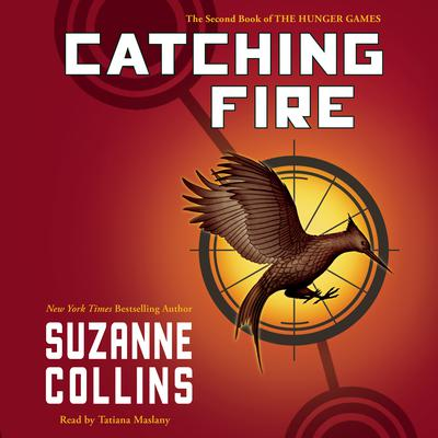 Catching Fire Audiobook, by
