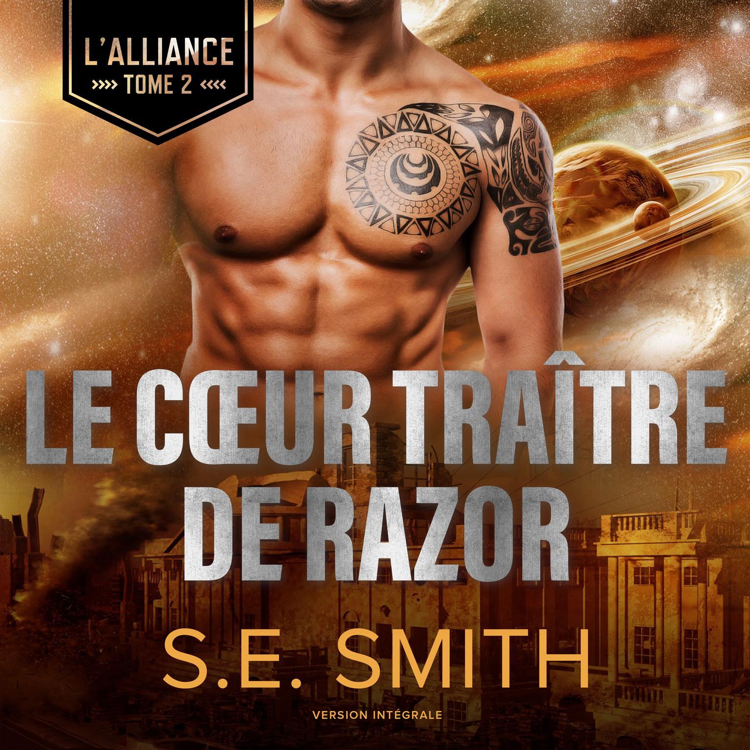 Printable Le Cœur traître de Razor: L'Alliance, Tome 2 Audiobook Cover Art
