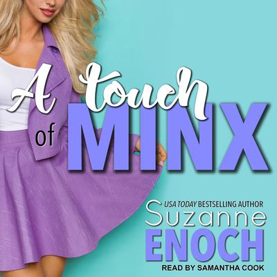 A Touch of Minx Audiobook, by Suzanne Enoch