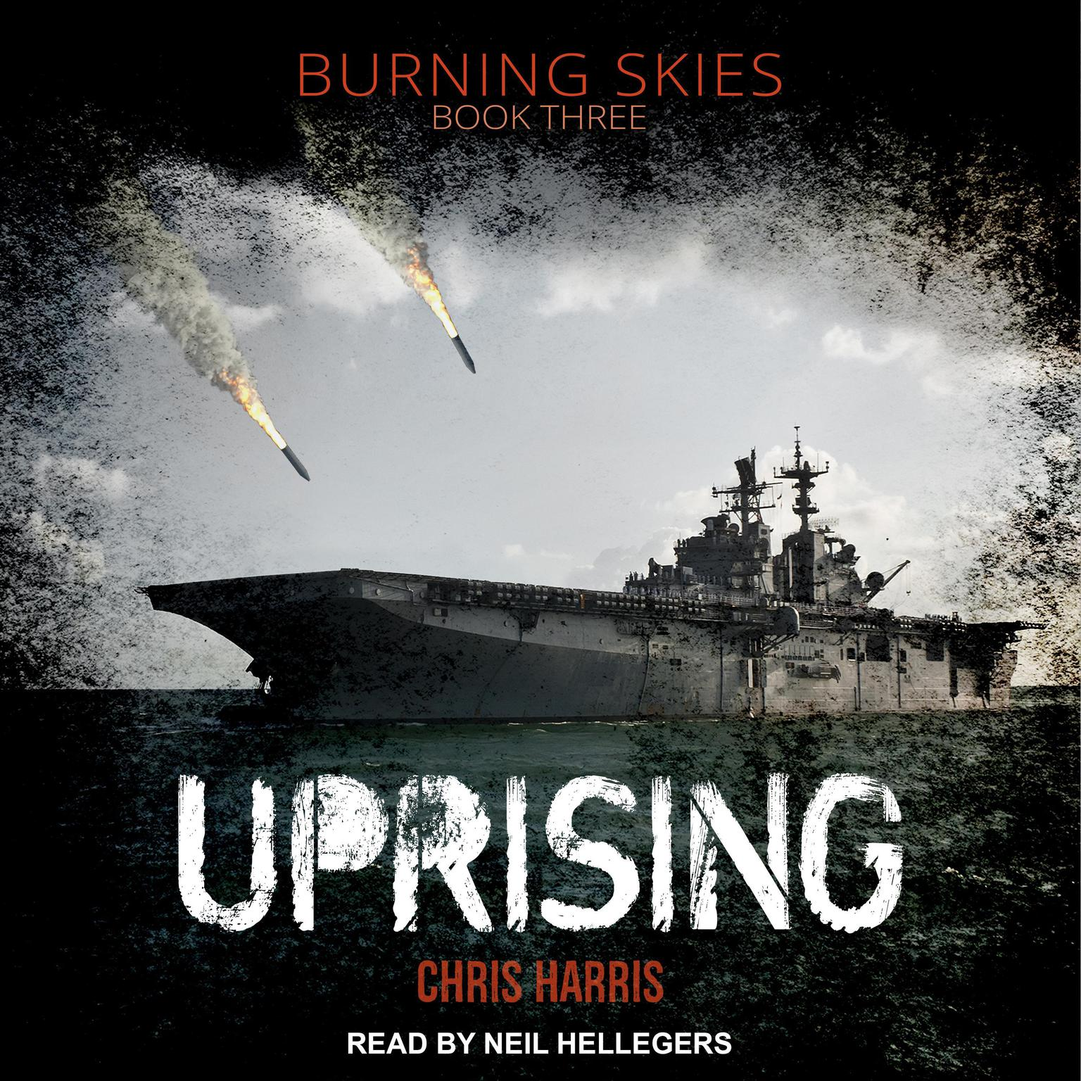 Printable Uprising Audiobook Cover Art