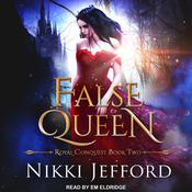 False Queen Audiobook, by Nikki Jefford