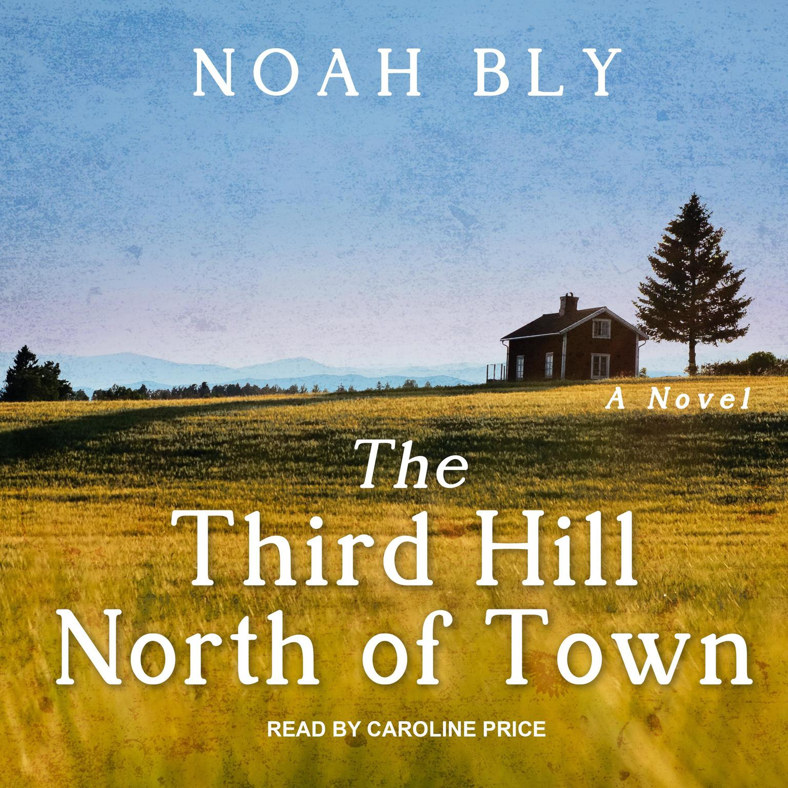 Printable The Third Hill North of Town Audiobook Cover Art