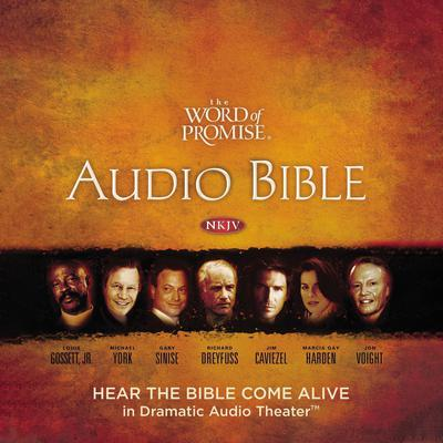 The Word of Promise Audio Bible - New King James Version, NKJV: (21) Daniel: NKJV Audio Bible Audiobook, by Thomas Nelson