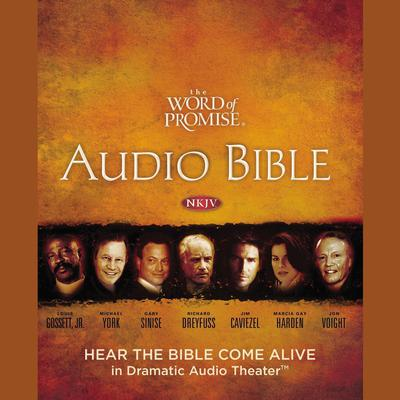 The Word of Promise Audio Bible - New King James Version, NKJV: (24) Matthew: NKJV Audio Bible Audiobook, by Thomas Nelson