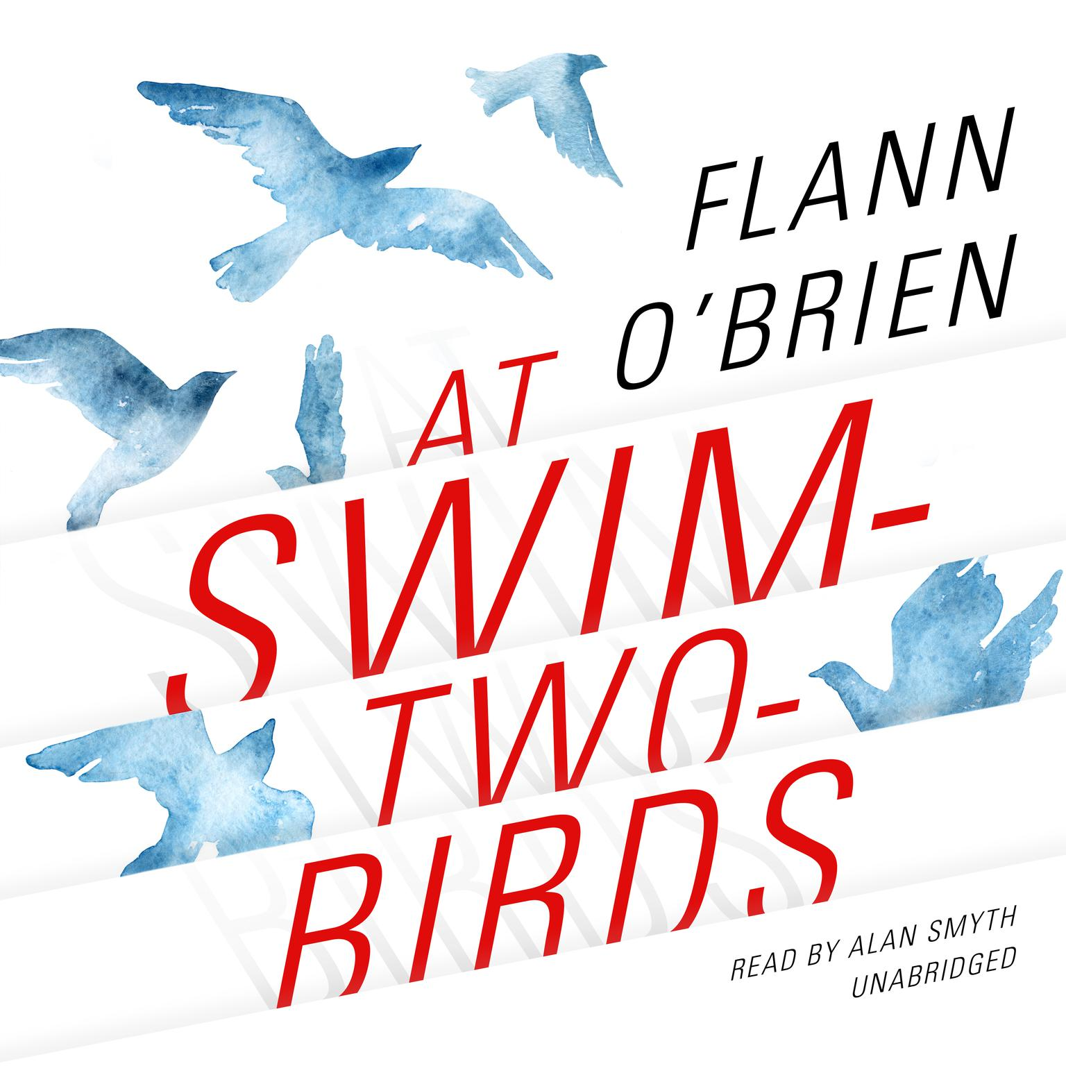 Printable At Swim-Two-Birds Audiobook Cover Art