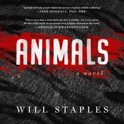 Animals Audiobook, by Will Staples