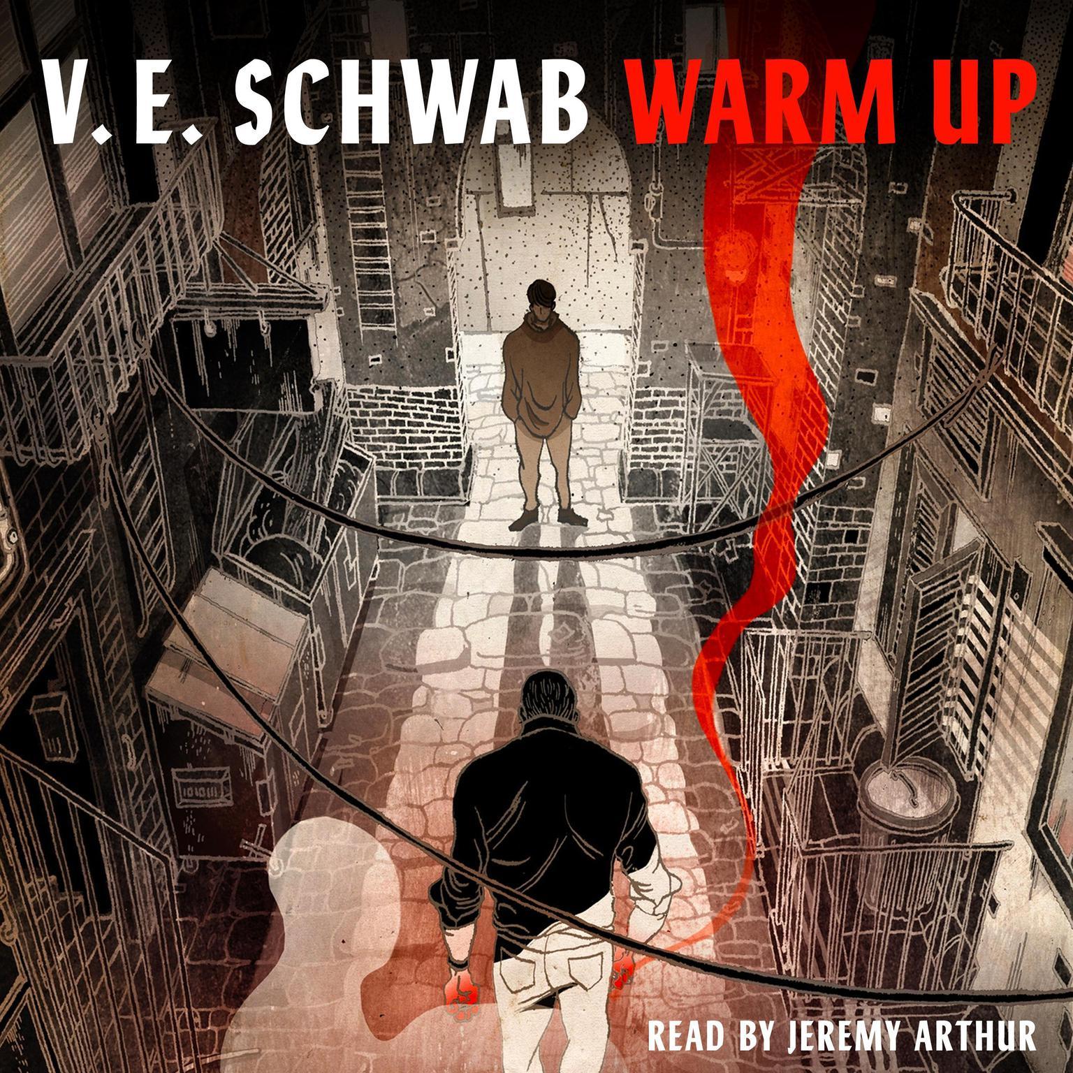 Printable Warm Up: A Tor.Com Original Prequel to 'Vicious' Audiobook Cover Art
