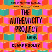 The Authenticity Project: A Novel Audiobook, by Clare Pooley