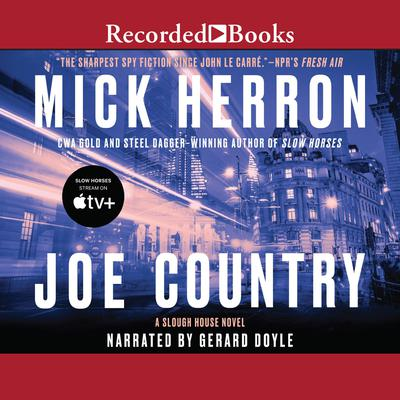 Joe Country Audiobook, by