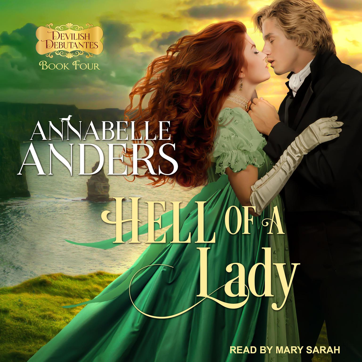 Printable Hell of A Lady Audiobook Cover Art
