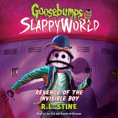 Revenge of the Invisible Boy Audiobook, by R. L. Stine