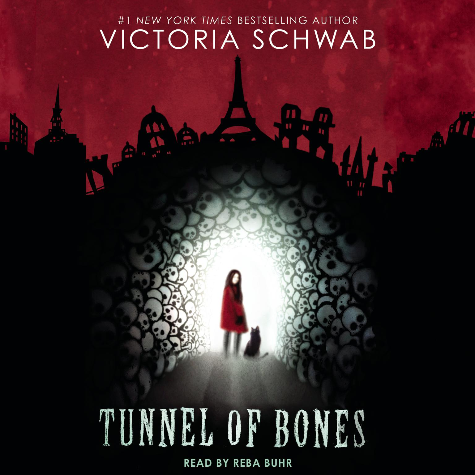Printable Tunnel of Bones Audiobook Cover Art