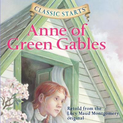 Anne of Green Gables Audiobook, by Lucy Maud Montgomery