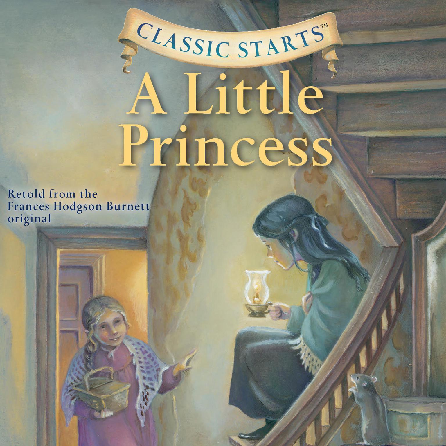 A Little Princess Audiobook, by Frances Hodgson Burnett