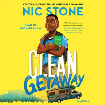 Clean Getaway Audiobook, by Nic Stone
