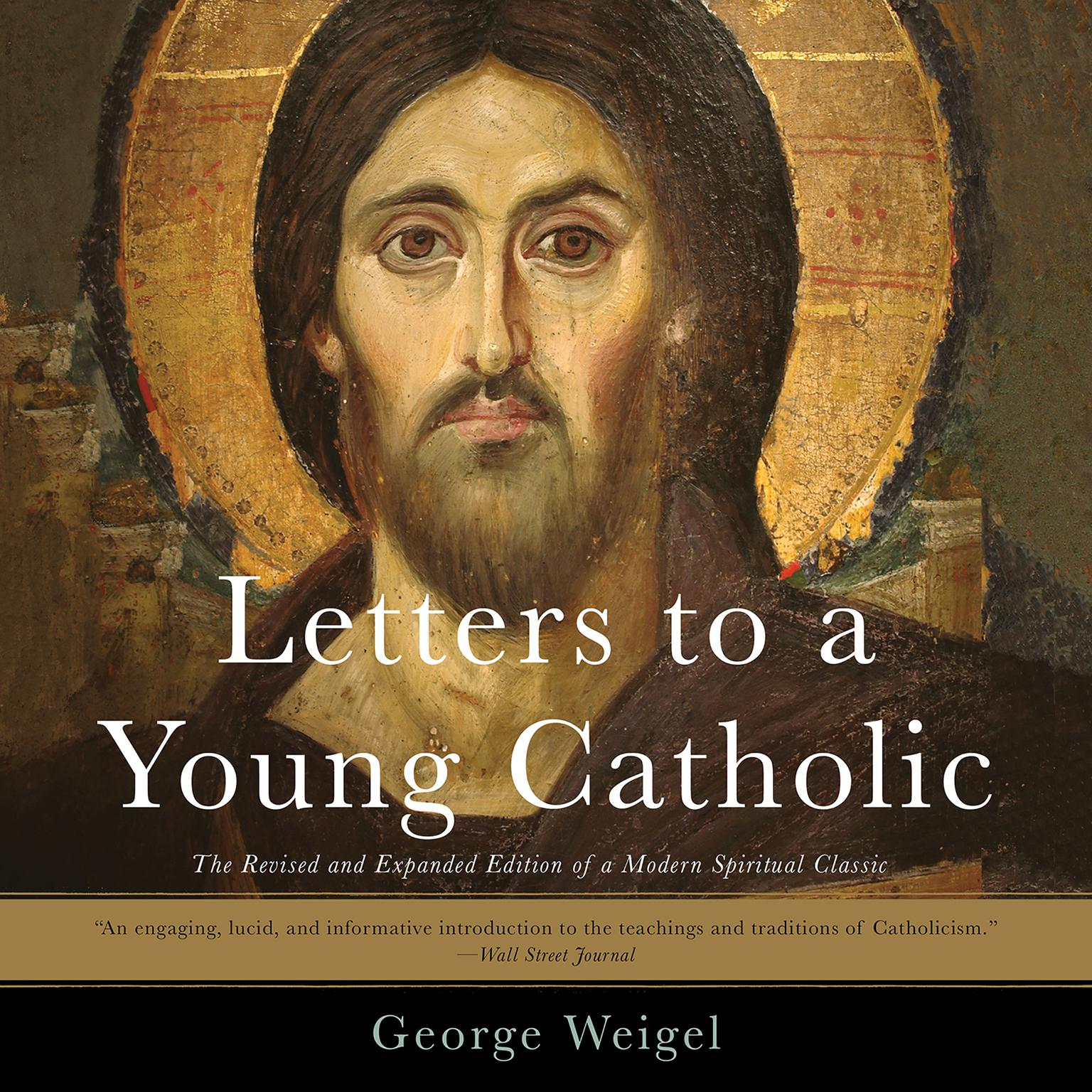 Printable Letters to a Young Catholic Audiobook Cover Art
