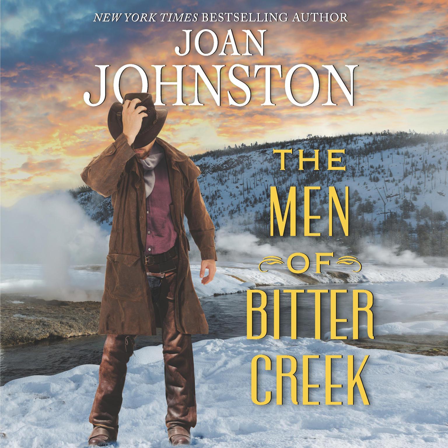 Printable The Men of Bitter Creek Audiobook Cover Art