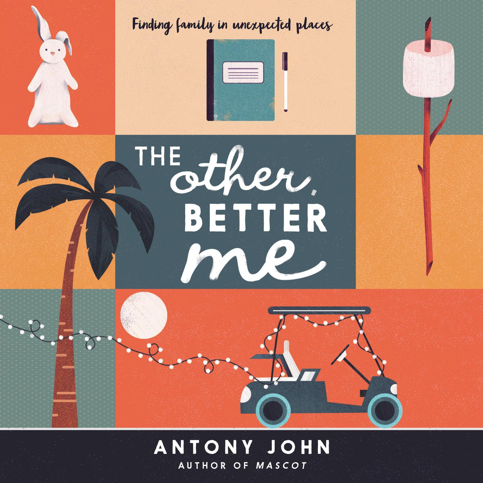 Printable The Other, Better Me Audiobook Cover Art