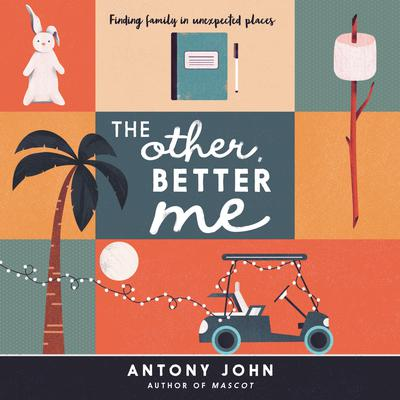 The Other, Better Me Audiobook, by Antony John