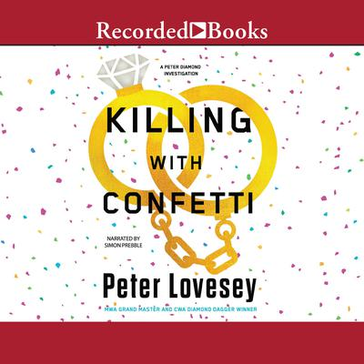 Killing With Confetti Audiobook, by