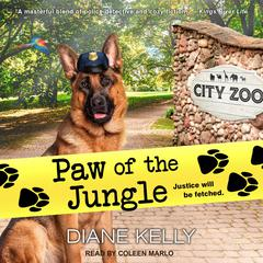 Paw of the Jungle Audiobook, by Diane Kelly