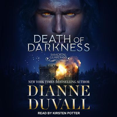 Death of Darkness Audiobook, by Dianne Duvall
