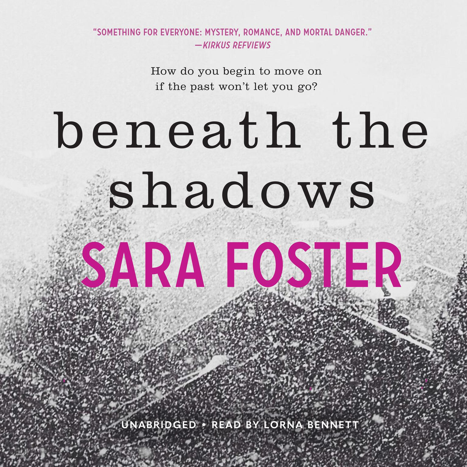 Beneath the Shadows Audiobook, by Sara Foster