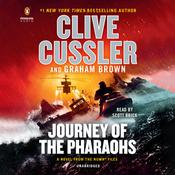 Journey of the Pharaohs Audiobook, by Clive Cussler, Graham Brown