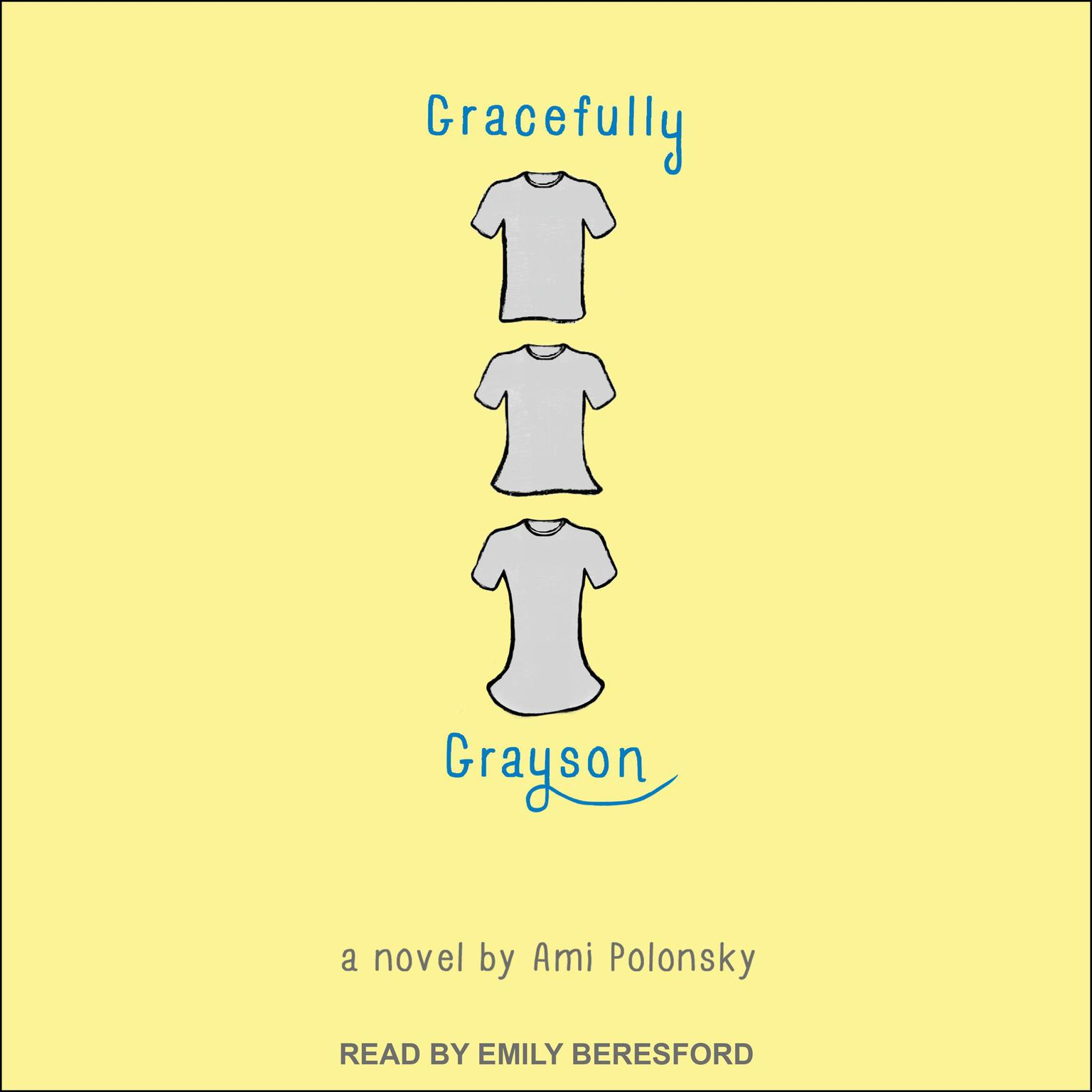 Printable Gracefully Grayson Audiobook Cover Art
