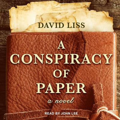 A Conspiracy of Paper Audiobook, by