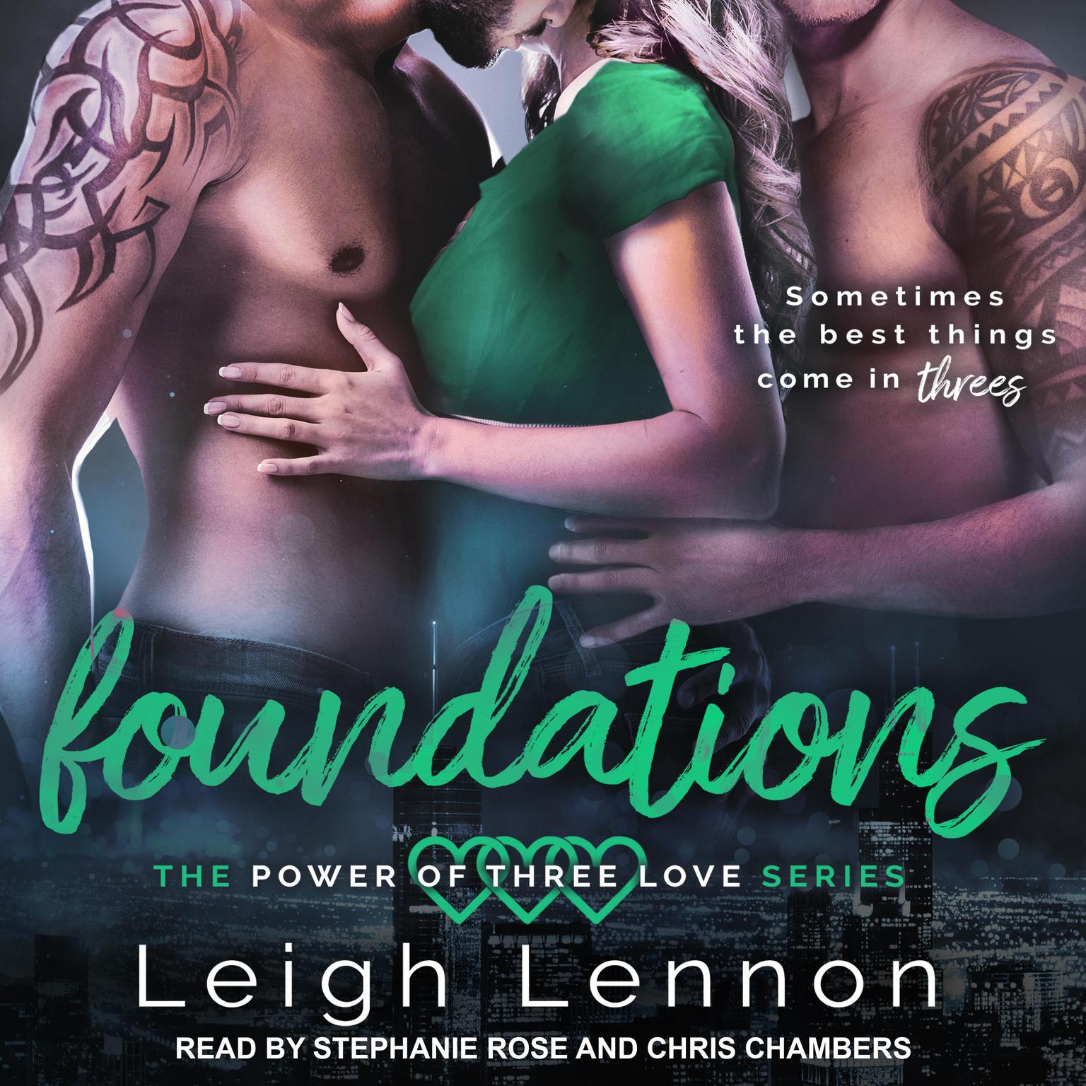 Printable Foundations Audiobook Cover Art